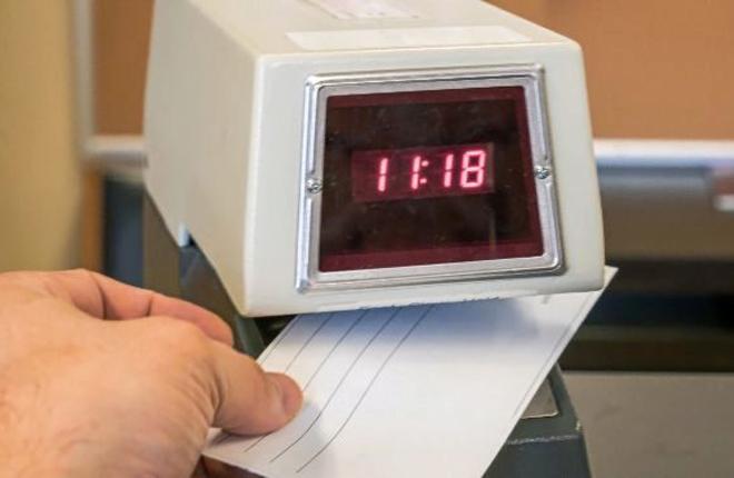 Llega el registro obligatorio de la jornada laboral