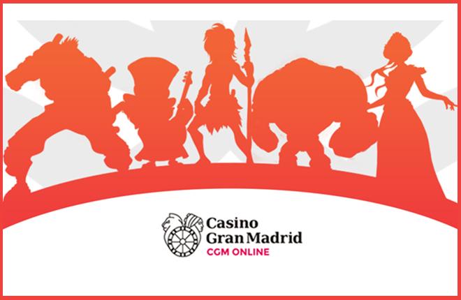 Los juegos de Yggdrasil llegan al Casino Gran Madrid