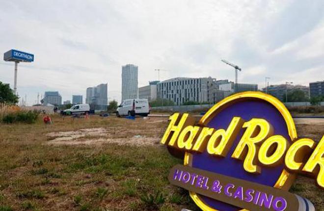 Hard Rock enfría BCN World y ya construye en Barcelona