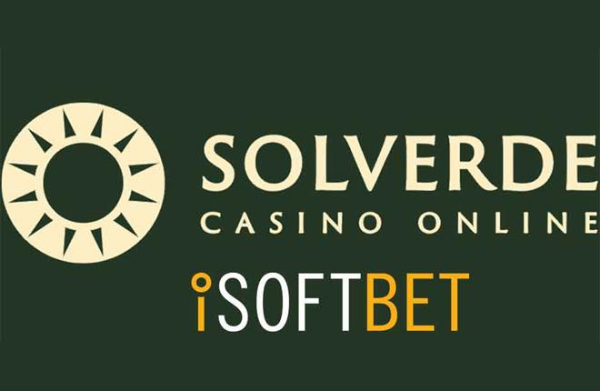 ISoftBet se pone en marcha con Solverde en Portugal