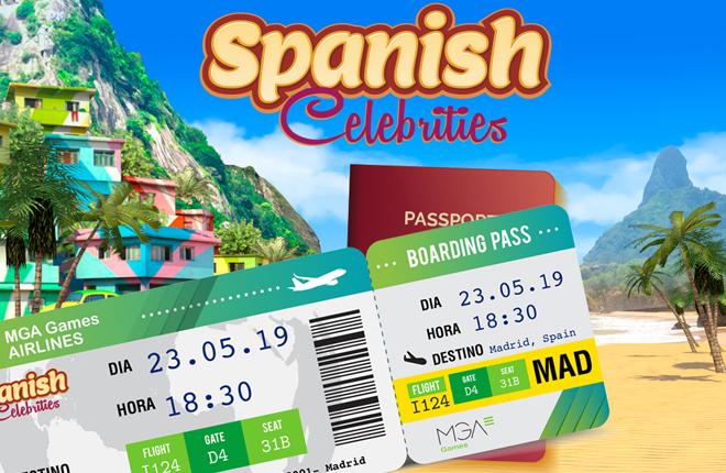 ¿QUIÉN SERÁ LA PRÓXIMA SPANISH CELEBRITIES BY MGA GAMES?