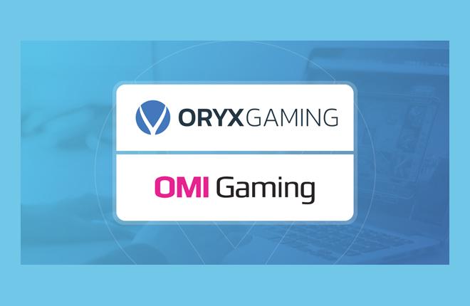 ORYX refuerza su red de socios con OMI Gaming