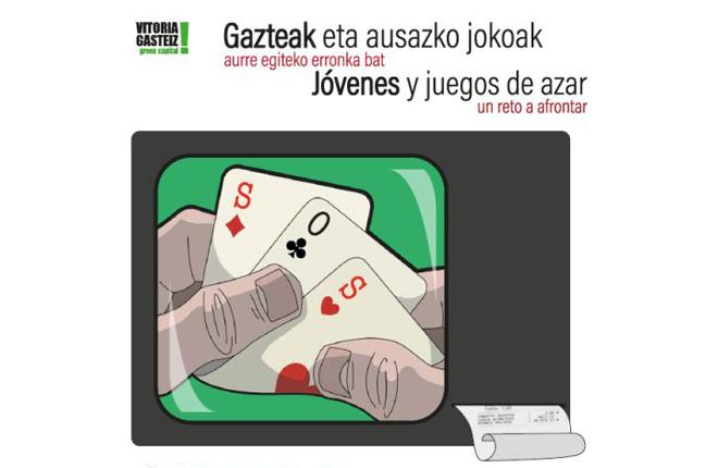VITORIA-GASTEIZ: Hablarán sobre el juego y los jóvenes