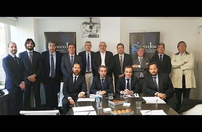 Productivo encuentro de los secretarios de las asociaciones de salones integradas en ANESAR