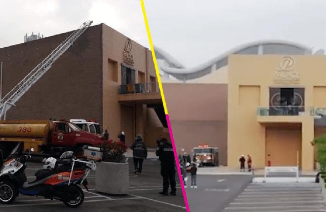 MÉXICO: Se incendia el Casino Palace Puebla