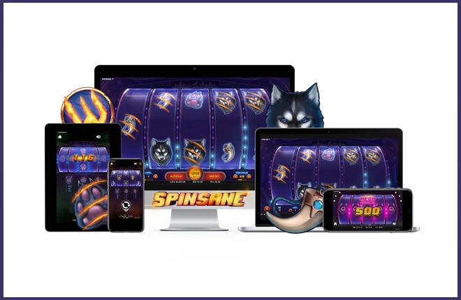 NetEnt lanza el SpinsaneTM lleno de suspense, una slot diferente