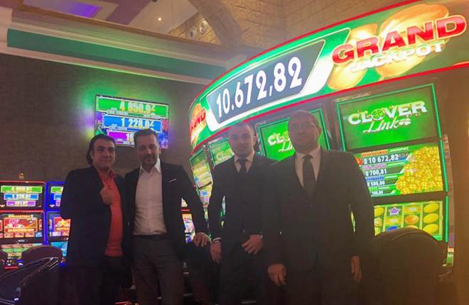 Éxito de Apex Gaming en Bulgaria