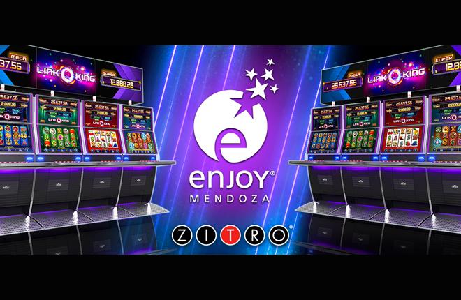 Imparable Zitro en Argentina: Link King triunfa en Casino Enjoy Mendoza