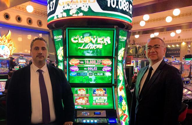 El Peace Casino de Georgia agrega el Clover Link de APEX