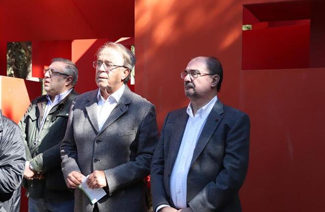 ARAGÓN:Carlos Pérez Anadón sustituye a Fernando Gimeno en la Consejería de Hacienda y Administración Pública
