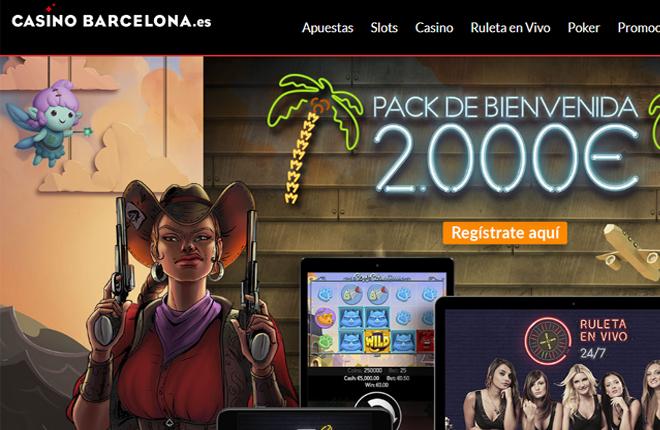 El Casino de Barcelona Online traslada su sede a Ceuta