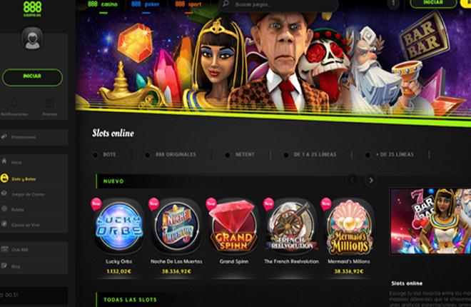 888casino incorpora tres nuevas slots en el mes de agosto