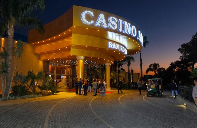 El Casino Admiral San Roque celebra su tercer aniversario por todo lo alto